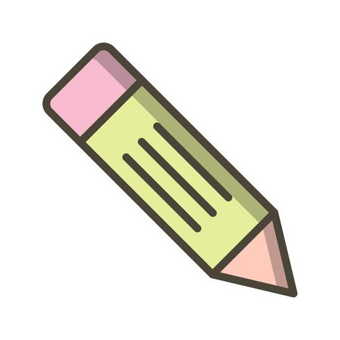 Vektor penna ikonen