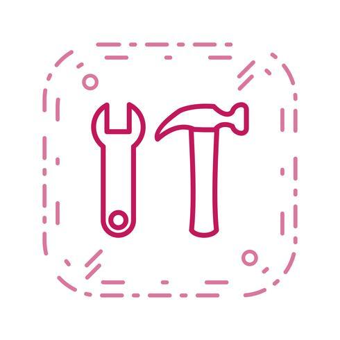 Verktyg Vector Icon