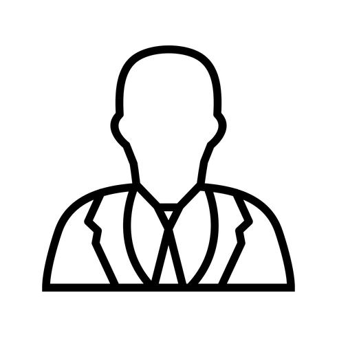 Businessman Vector Icon - Download Free Vector Art, Stock Graphics & Images