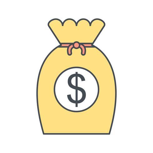 Icono de Vector de inversión