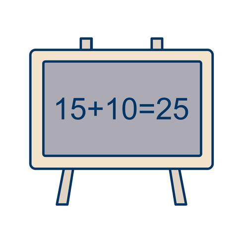 Vektor-Tafel-Symbol