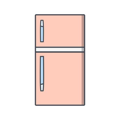 Koelkast Vector Icon