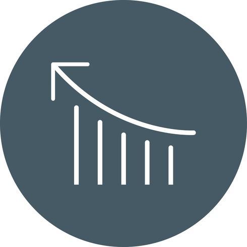 Icono de Vector de rendimiento