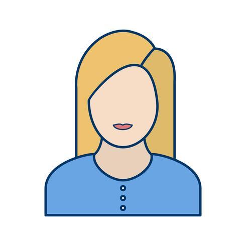 Businesswomen Vector Icon