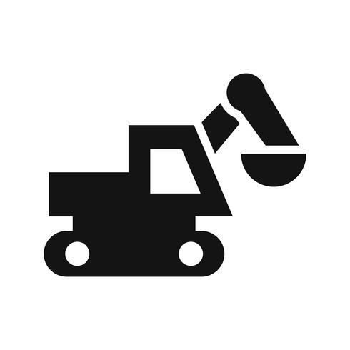 Bagger-Vektor-Symbol