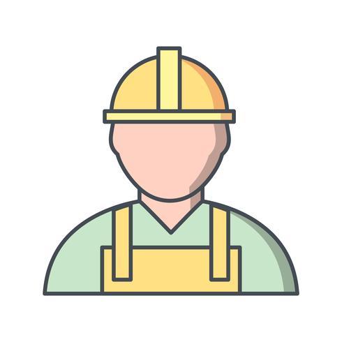 Engineer Vector Icon