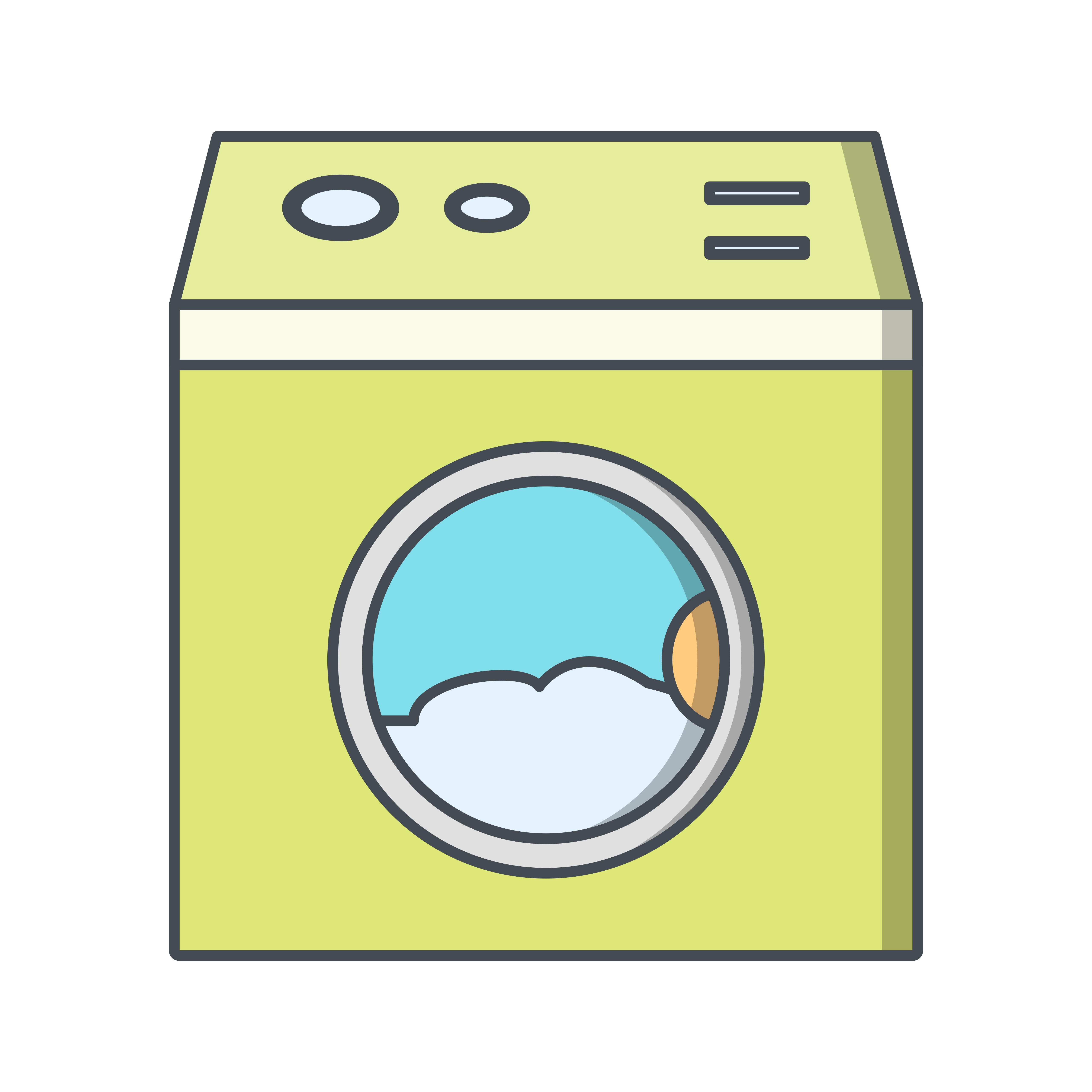 Картинки значков к стиральным машинками