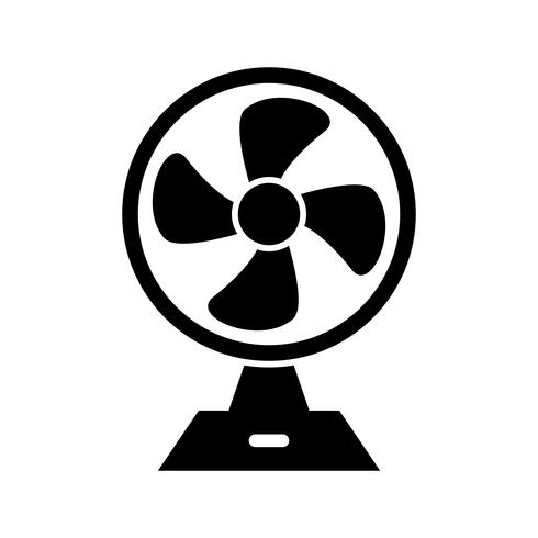 charging fan vector icon   vectors clipart