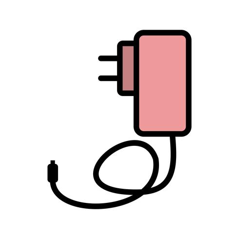 Mobile Charger Vector Icon