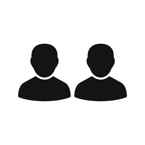 Mensen Vector Icon