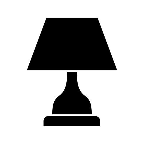 Lampe Vector Icon