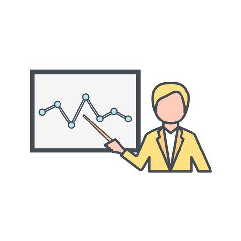 presentation vektorikonen