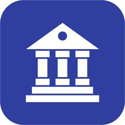 Vektor-Bildungsinstitut-Symbol