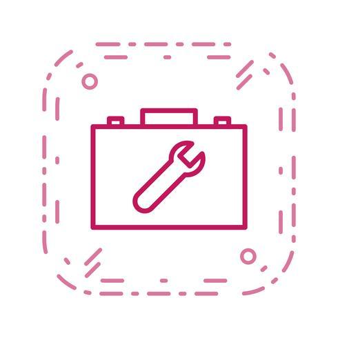 Caja de herramientas Vector Icon