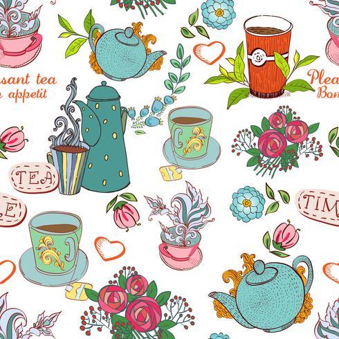 chá sem emenda