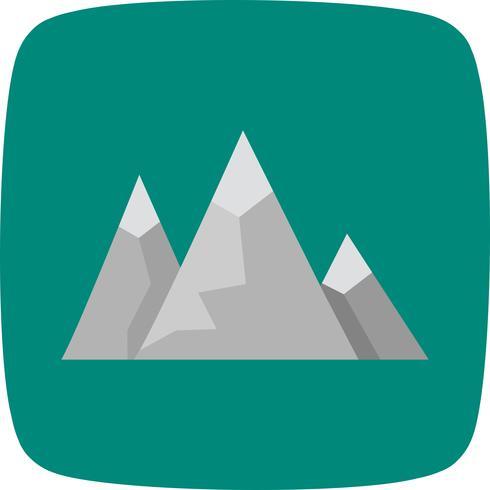 Berge Vektor Icon