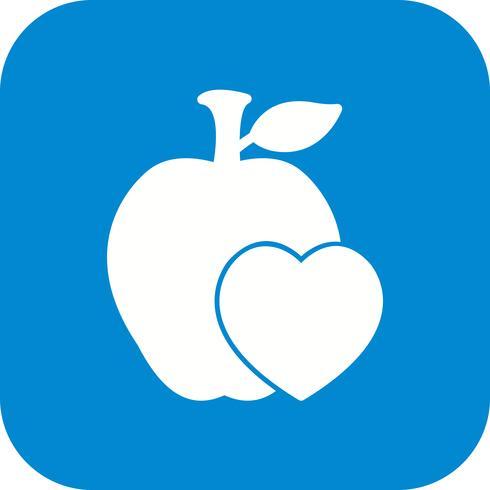 Vector Healthy Food Icon