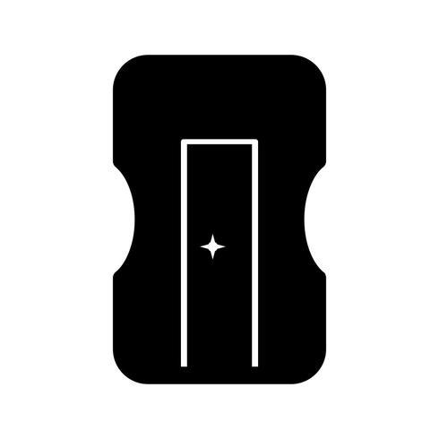 Spitzer Vektor Icon