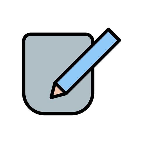 Icona di vettore del correttore