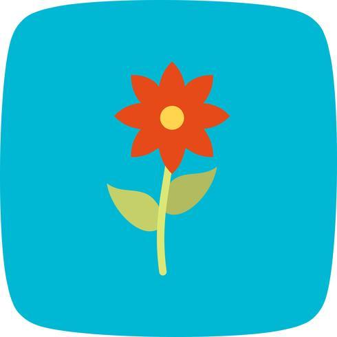 Flower Vector Icon