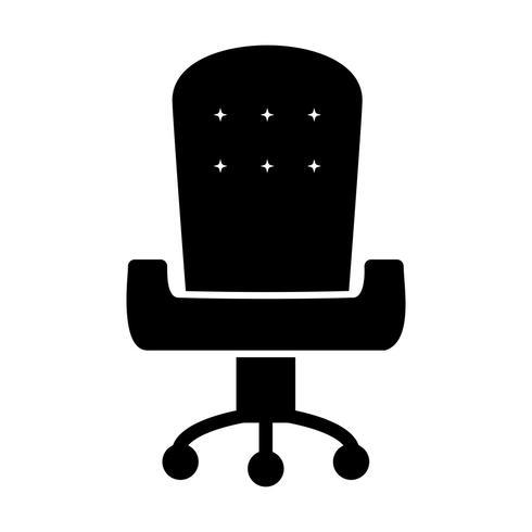 Descargue Vectores Y Silla Oficina De Gráficos Icono Vector On8wPk0