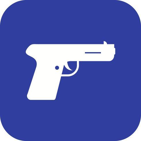 pistool vector pictogram
