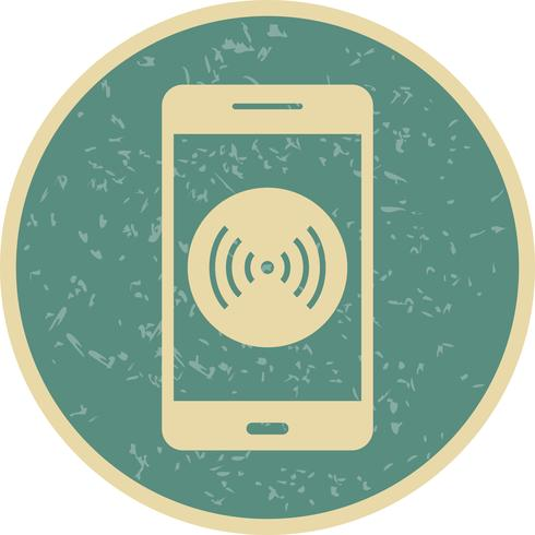 Hotspot-Anwendungssymbol für mobile Anwendungen