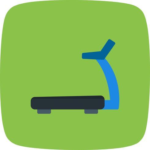 Vector Treadmill Icon