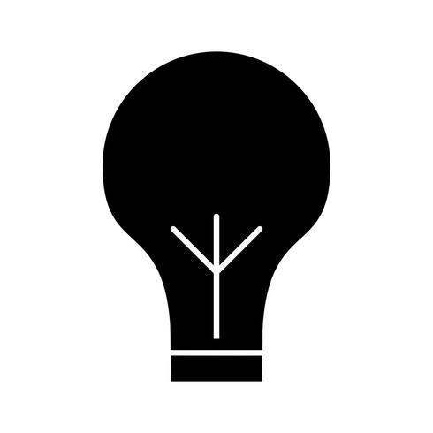 Birne-Vektor-Symbol