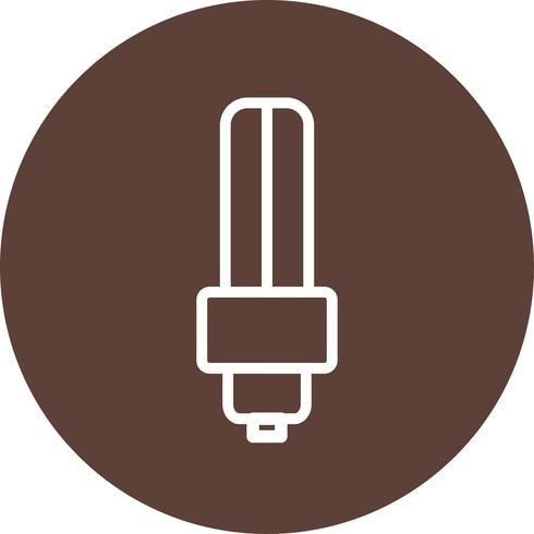 energiebesparing vector pictogram