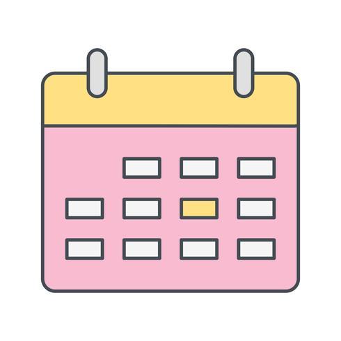 Kalender Vector Icon