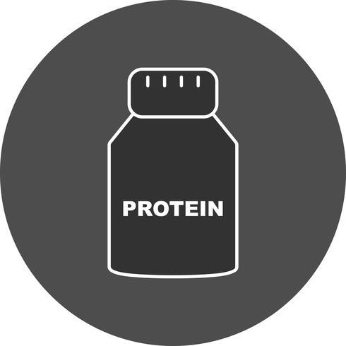 Vektor-Protein-Symbol