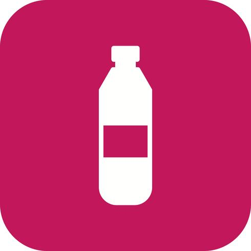 Vector Water Bottle Icon