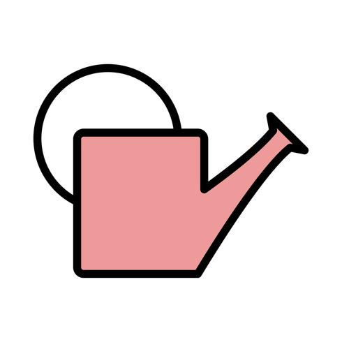 Watercan Vector Icon