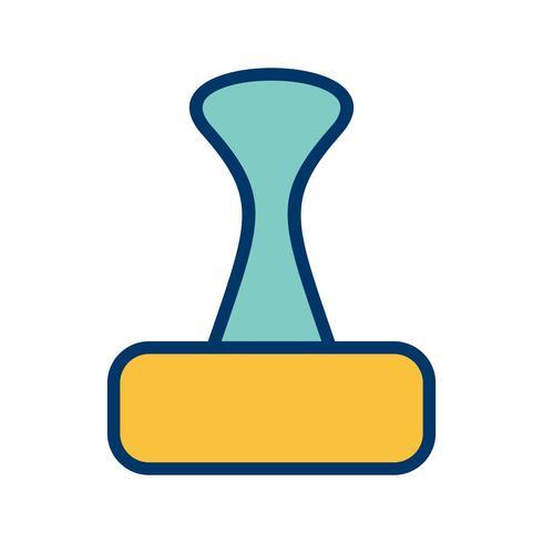 Clip Vector Icon