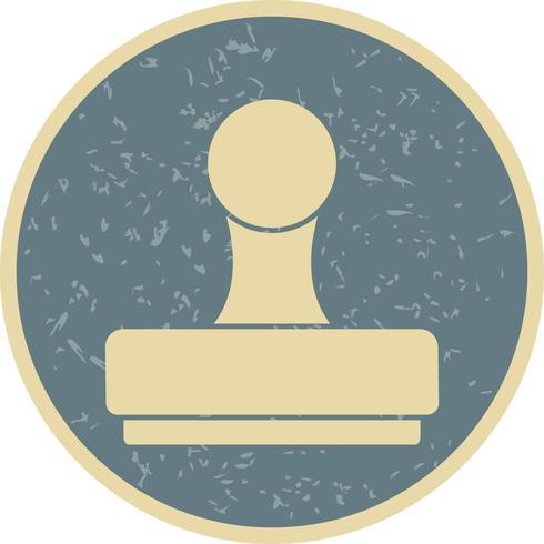 Stempel Vector Icon