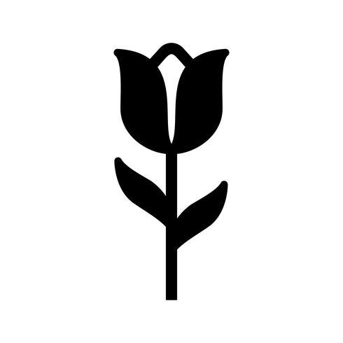 Tulip Vector Icon