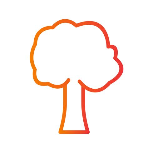Tree Vector Icon