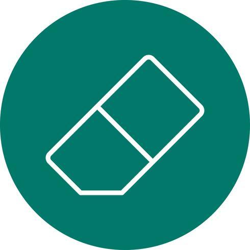 Eraser Vector Icon