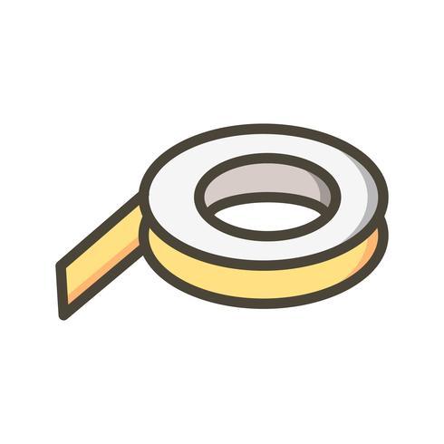 Tape Vector Icon