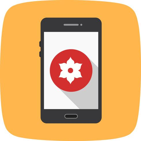 Ícone de vetor de aplicativo móvel da Galeria