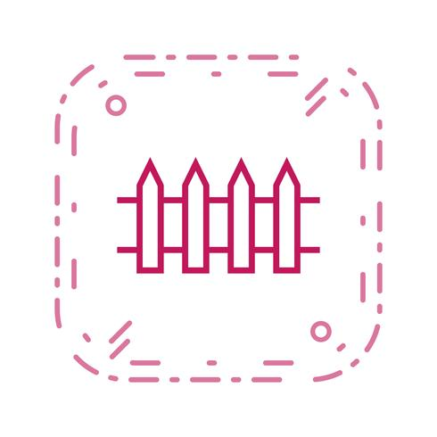 Zaun-Vektor-Symbol