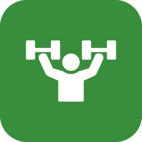 Vektor-Übungs-Symbol