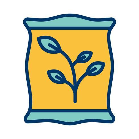 icona di vettore di fertiliizer