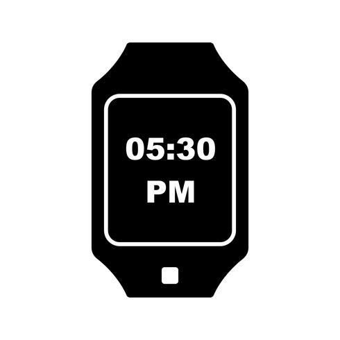 Icona di Smart Watch vettoriale