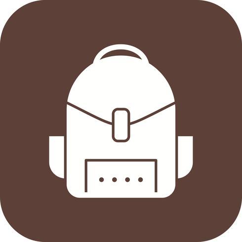 Ícone de vetor de saco