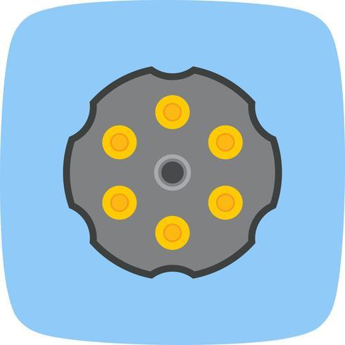 Kammer-Vektor-Symbol