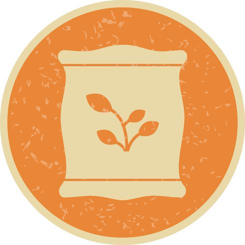 Fertiliizer Vector Icon