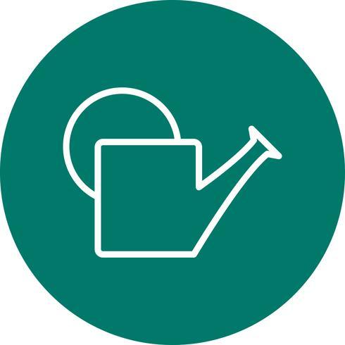 icône de vecteur de watercan