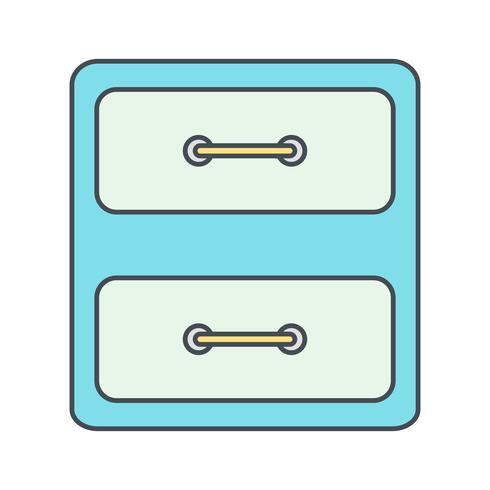Arkivera vektorikon